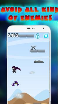 Jumping Ninja screenshot 1