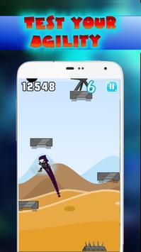 Jumping Ninja screenshot 2