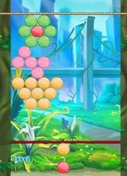 Jungle Bubble Shooter poster