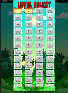 Jungle Bubble Shooter screenshot 1