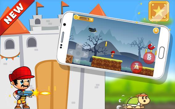 World Adventure Of Mario apk screenshot