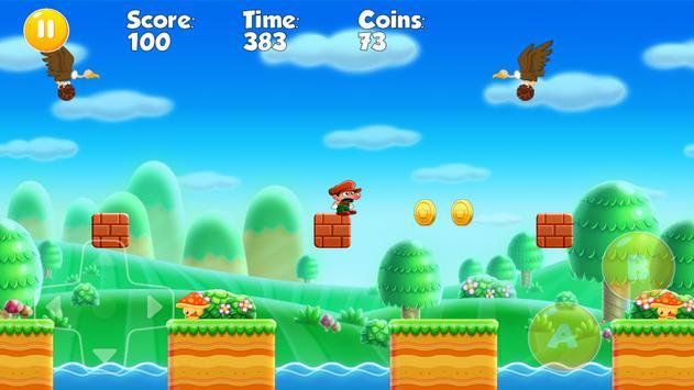 Super Adventure of Mario poster