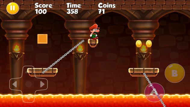 Super Adventure of Mario apk screenshot