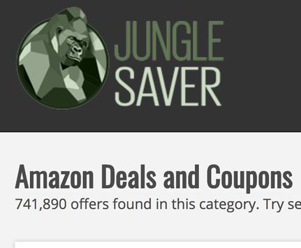 JungleSaver: Amazon Coupons apk screenshot