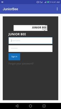 JuniorBee Web Hosting apk screenshot