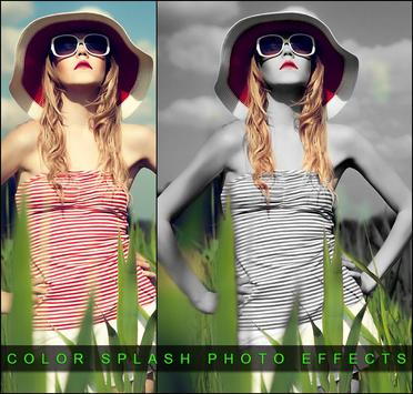 Color Splash Photo Effects poster