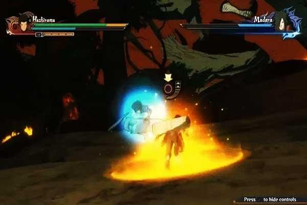 Naruto Shippuden:Ultimate Ninja Storm 4 new hint for Android