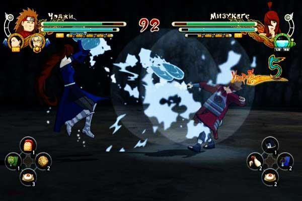 Naruto Shippuden:Ultimate Ninja Storm 4 new hint for Android - APK