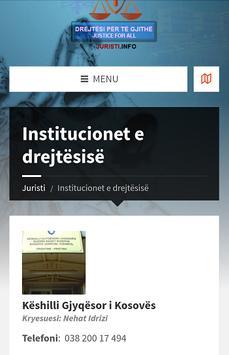 JURISTI screenshot 4