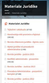 JURISTI screenshot 1