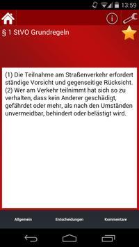 Gesetze Deutschland apk screenshot