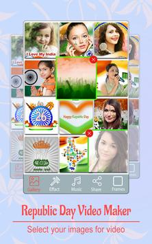 Republic Day Video Maker 2018 poster