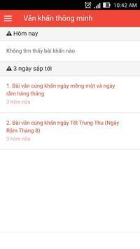 Văn khấn thông minh apk screenshot