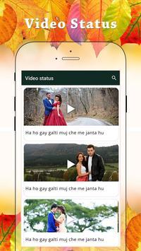 Video Status Sharings 2018 apk screenshot