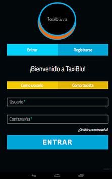 Taxibluve: Taxi Online poster