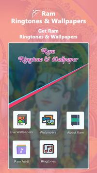 Ram Ringtones & Wallpapers apk screenshot