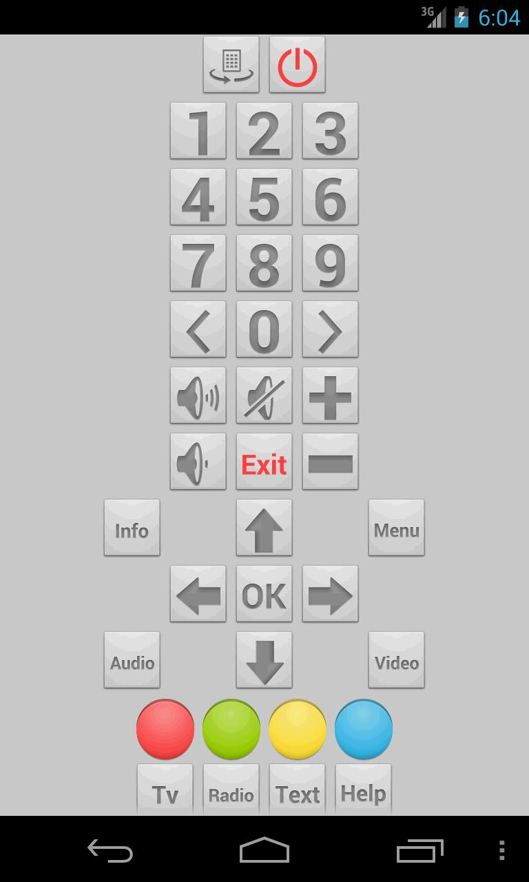 Dreambox Remote Control for Android - APK Download