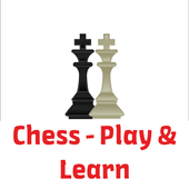 Play Chess & Learn icon