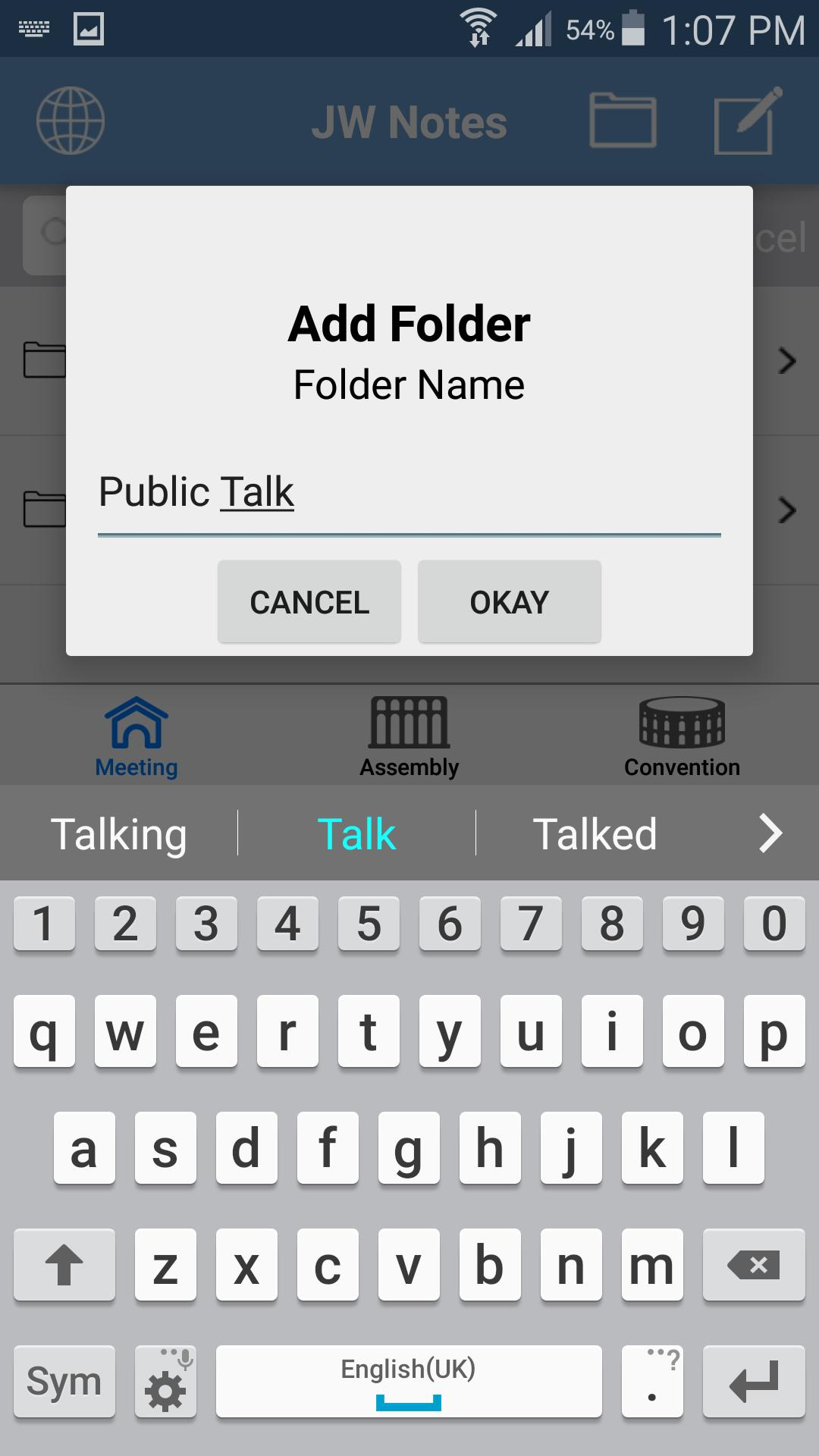 JW Notes for Android - APK Download