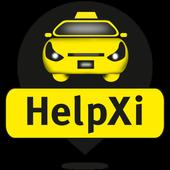Helpxi Usuario - Taxi App icon