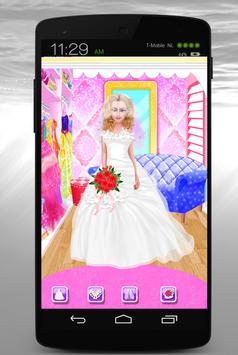 Dressup Girl Wedding Salon apk screenshot