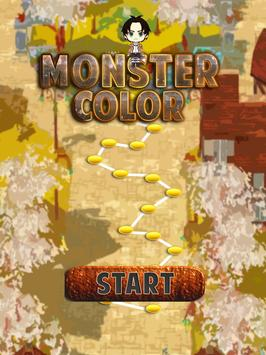 Giant Monster Matching Color screenshot 4