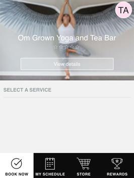 4 Schermata Om Grown Yoga