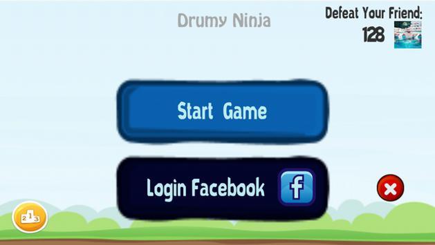 Drumy Ninja poster