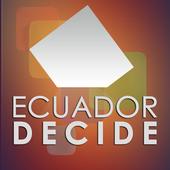 Ecuador Decide icon