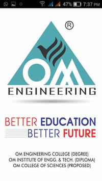 Om Engineering College poster