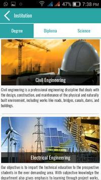 Om Engineering College screenshot 3