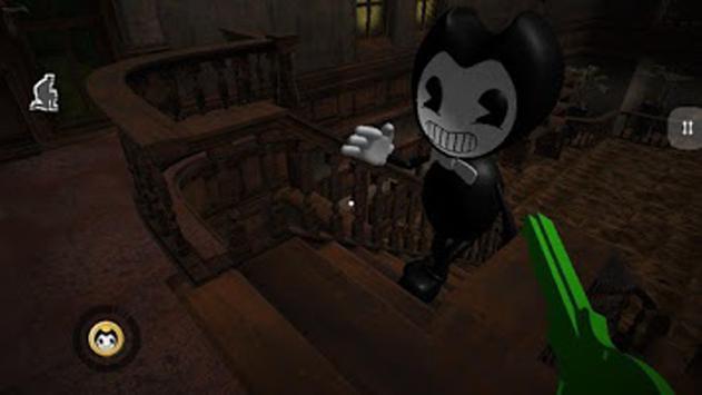 Horror Bendy House screenshot 1