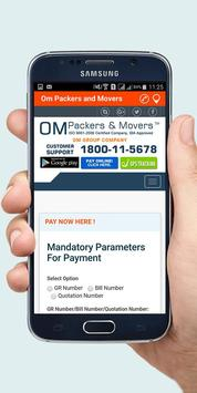 Om Packers And Movers India screenshot 5