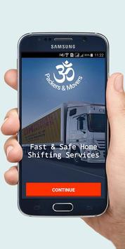 Om Packers And Movers India poster