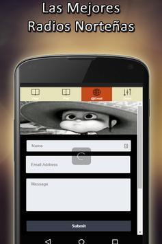 Radios Norteñas screenshot 1