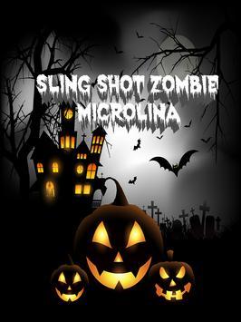 Slingshot Zombie - MicroLina poster