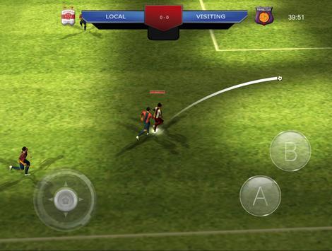 Football 2018 apk screenshot