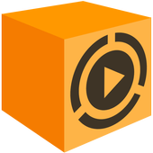 MusicBox Orange Music Download icon