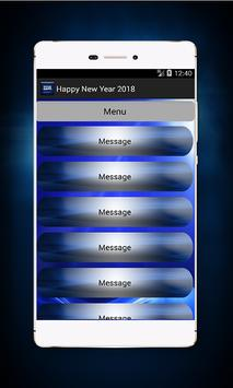 Top Happy New Year Messages 2018 apk screenshot