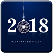 Great Happy New Year Messages 2018 icon