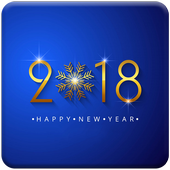 Best Happy New Year Messages 2018 icon