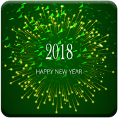 Top Happy New Year Greeting 2018 icon