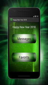 Top Happy New Year Greeting 2018 screenshot 1