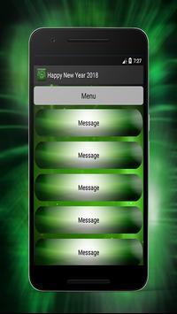 Top Happy New Year Greeting 2018 screenshot 2