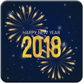 Best Happy New Year SMS 2018 icon