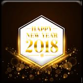 اروع رسائل راس السنة الميلادية الجديدة 2018 icon