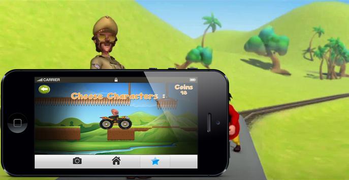 Motu Patlu Truck Adventure screenshot 1