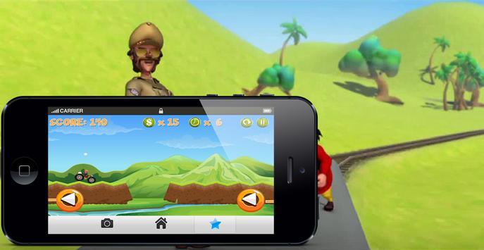 Motu Patlu Truck Adventure screenshot 2