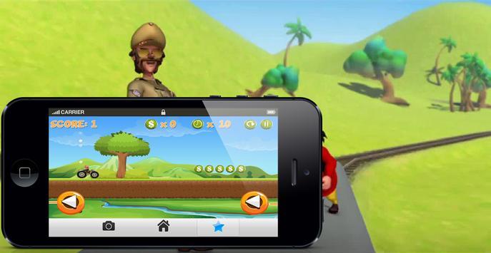 Motu Patlu Truck Adventure apk screenshot