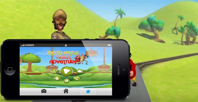 Motu Patlu Truck Adventure screenshot 5